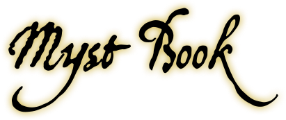 Myst Book logotype